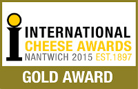 International Cheese Awards 2015 Gold